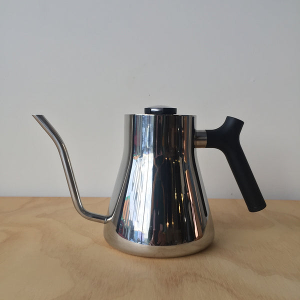Stagg Stainless Kettle with Thermometer by Fellow