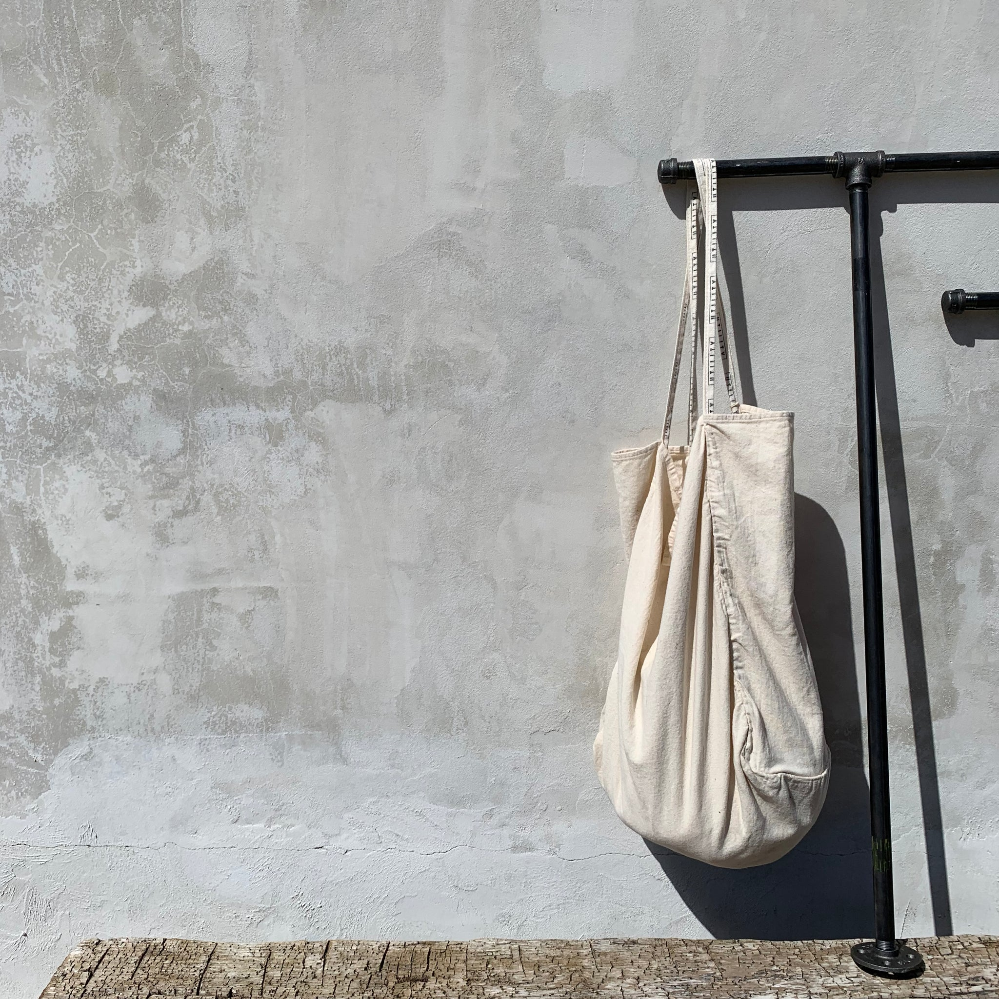 Garment Dyed Errand Bag by Utility Canvas