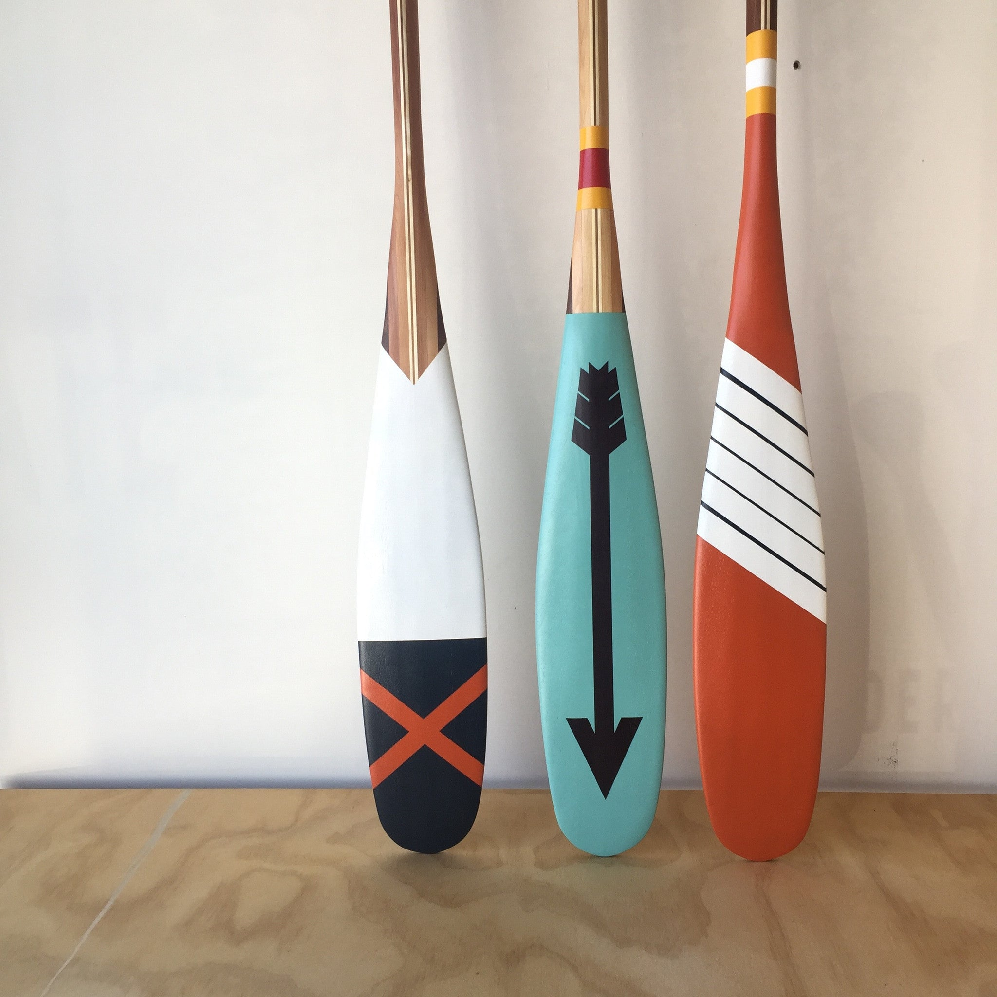 Coddington Handmade Artisan Paddle by Sanborn Canoe - Upstate MN