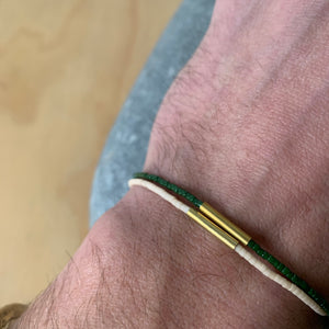 Irena Bracelet in Cream by Son of a Sailor
