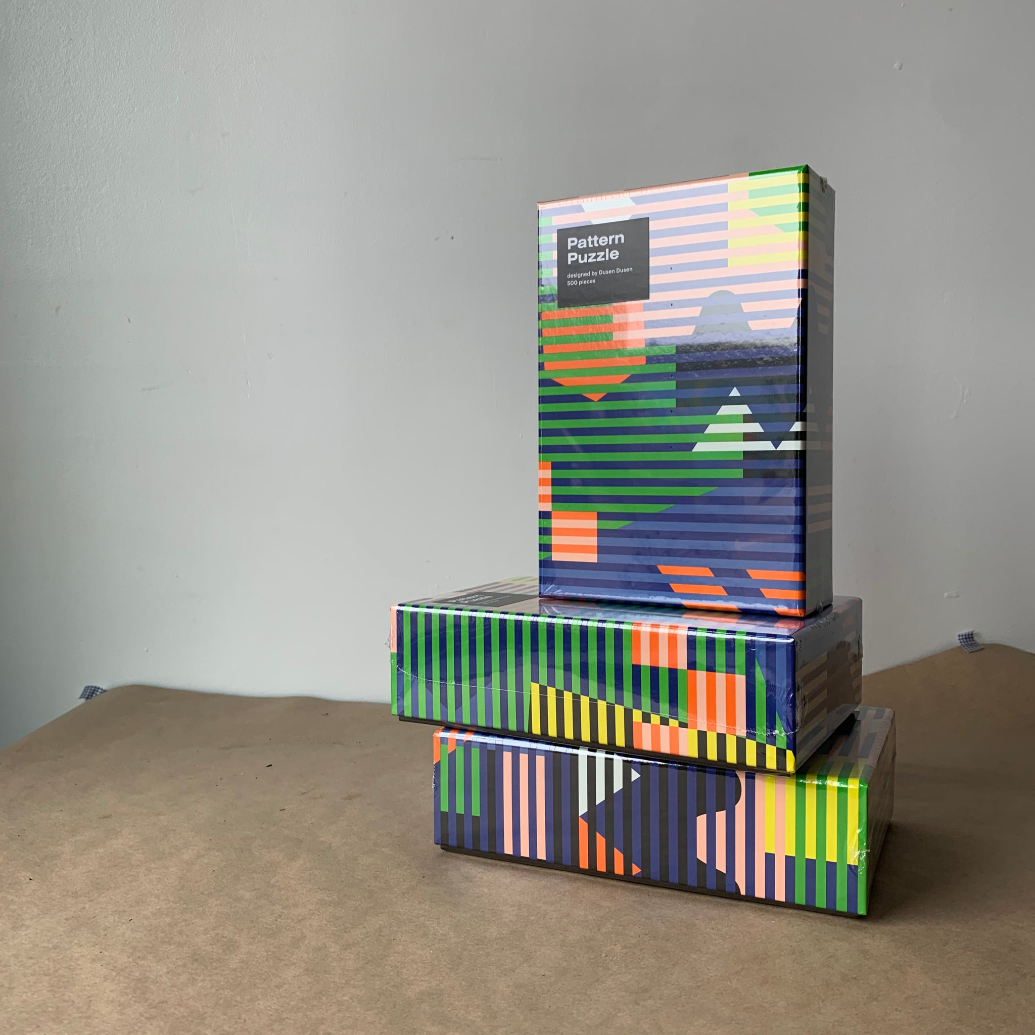 Lenticular Puzzle by Dusen Dusen for Areaware