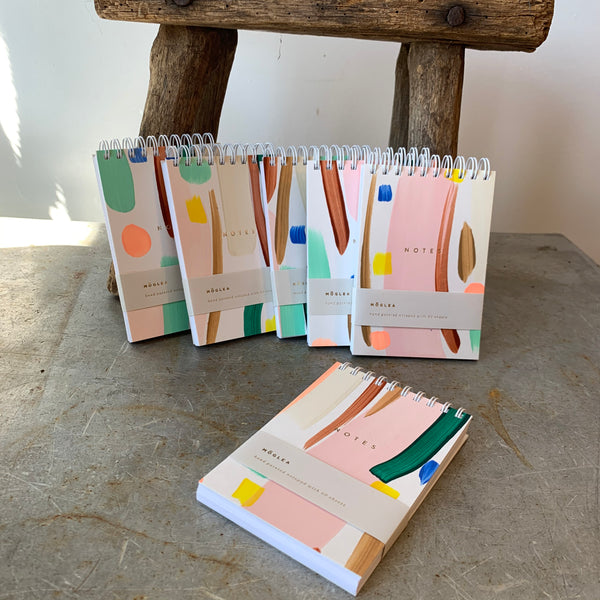 Mini Notebook Color Party By Mōglea