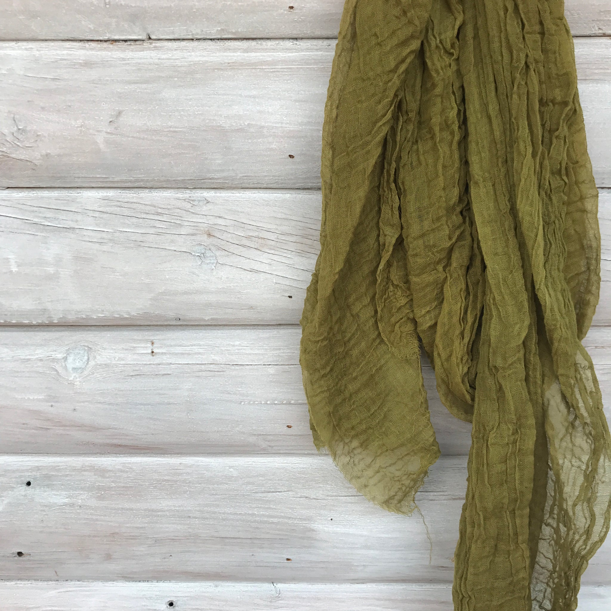 Organic Cotton Scarf in Iceland by Scarfshop