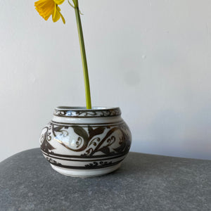 Small Porcelain Vase 3 by David Swenson