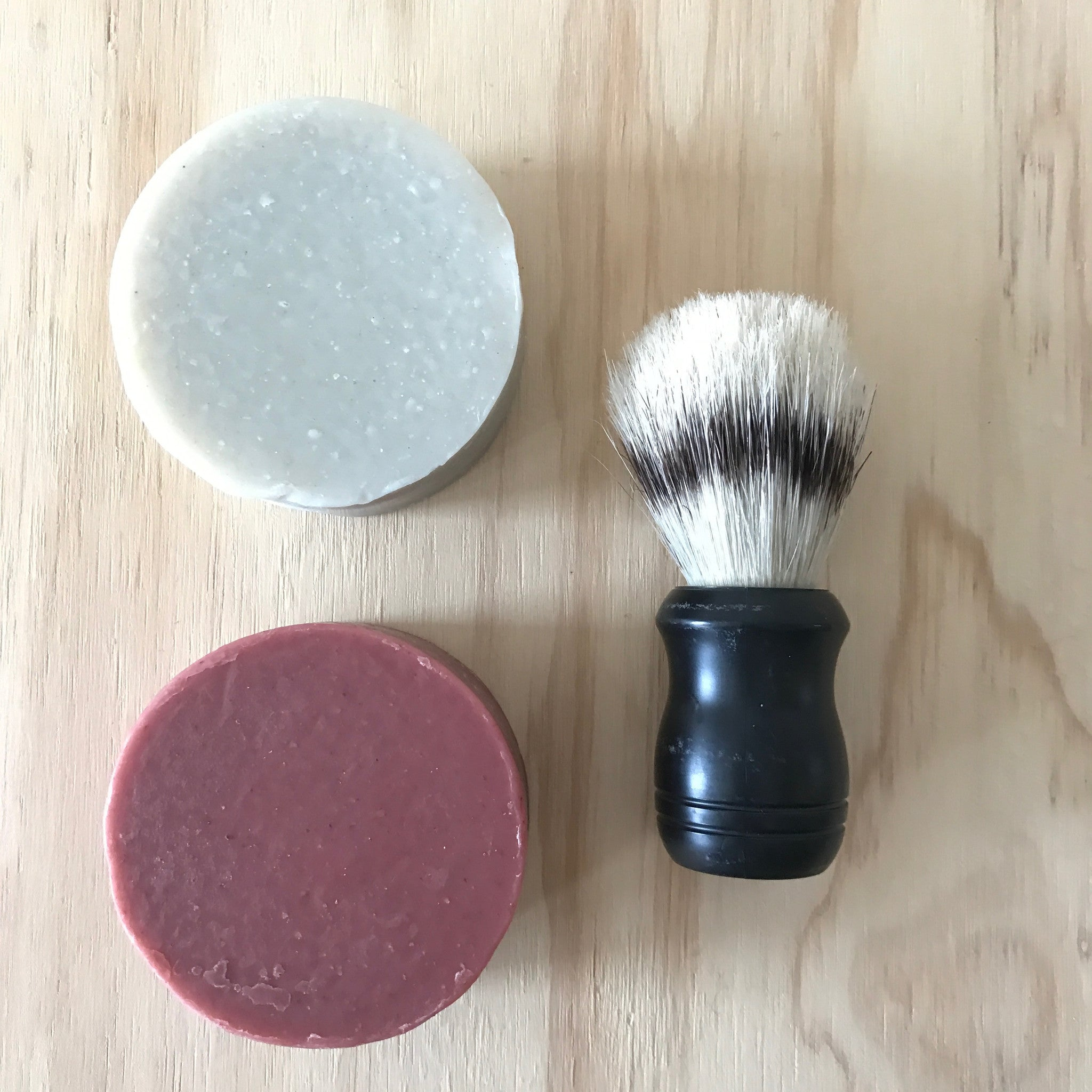 Spinster Sisters Workshop Shaving Soap