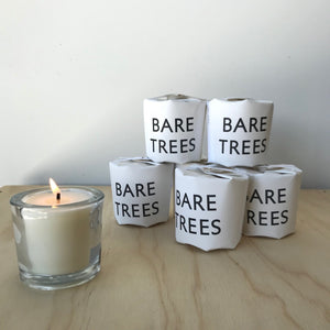 Bare Trees Hand-Crafted Candle by Tatine - Upstate MN