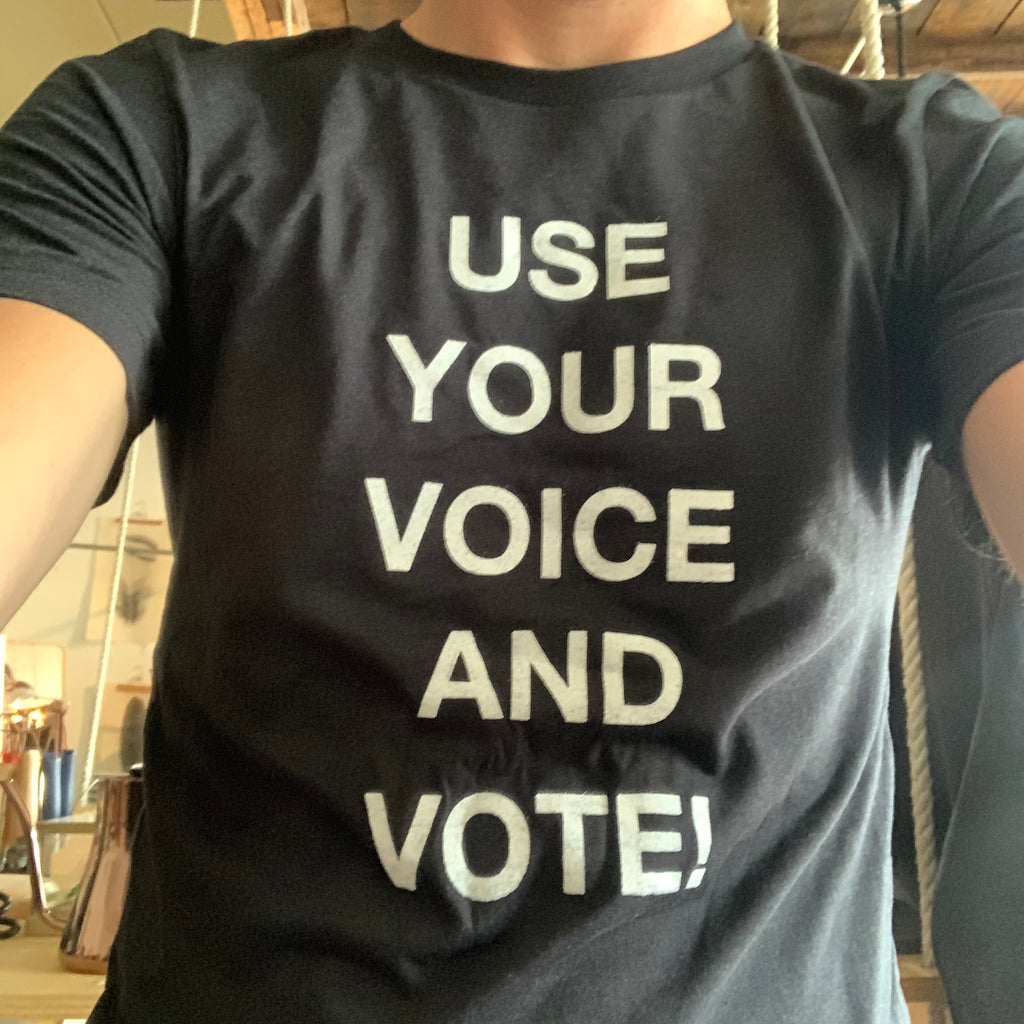 VOTE Adult T-shirt