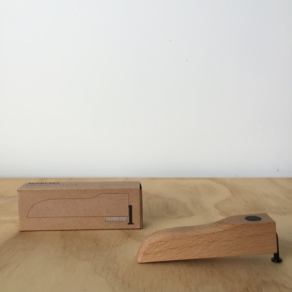 Beechwood Bottle Opener by Brendan Ravenhill for Areaware