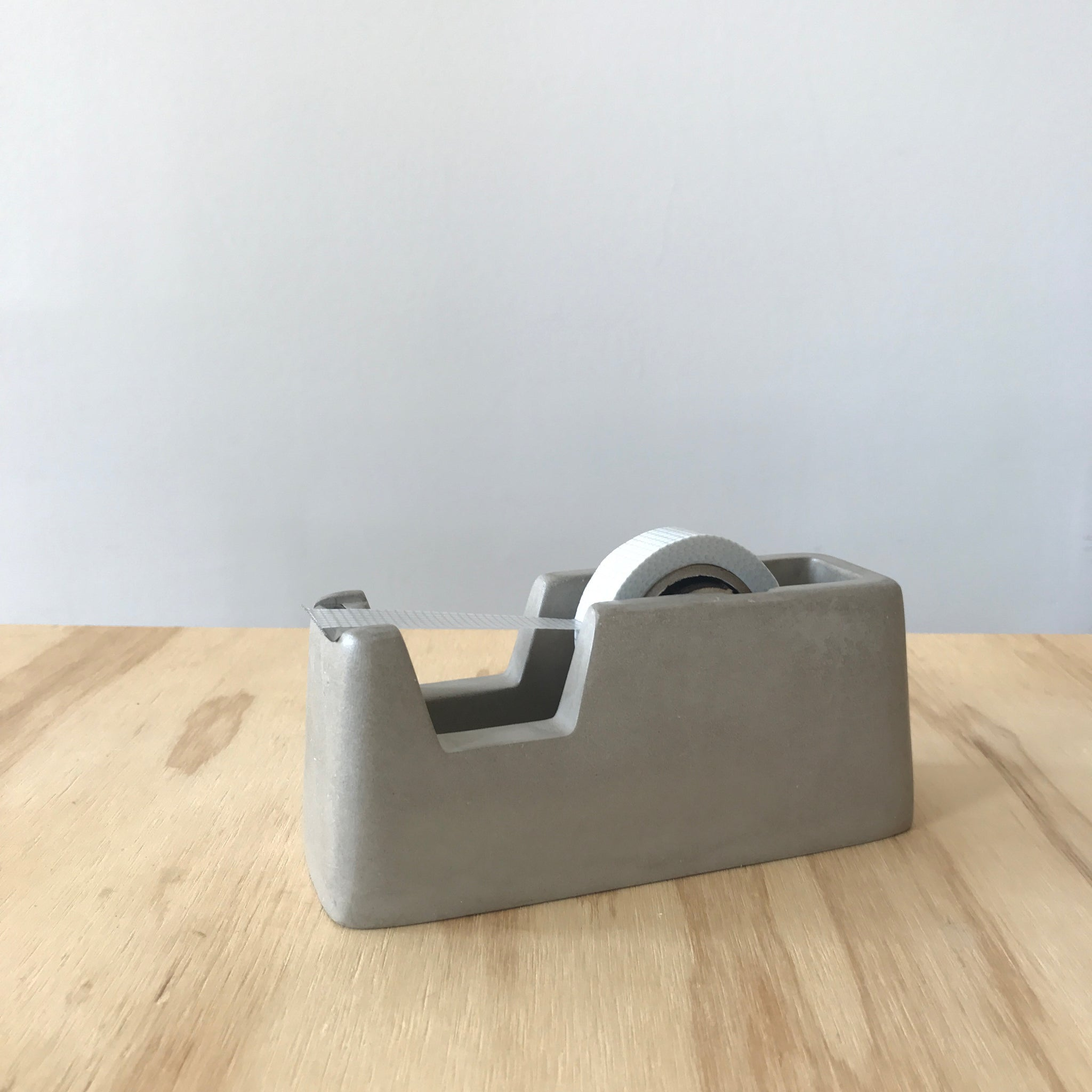 Concrete Tape Dispenser by Magnus Pettersen for Areaware - Upstate MN