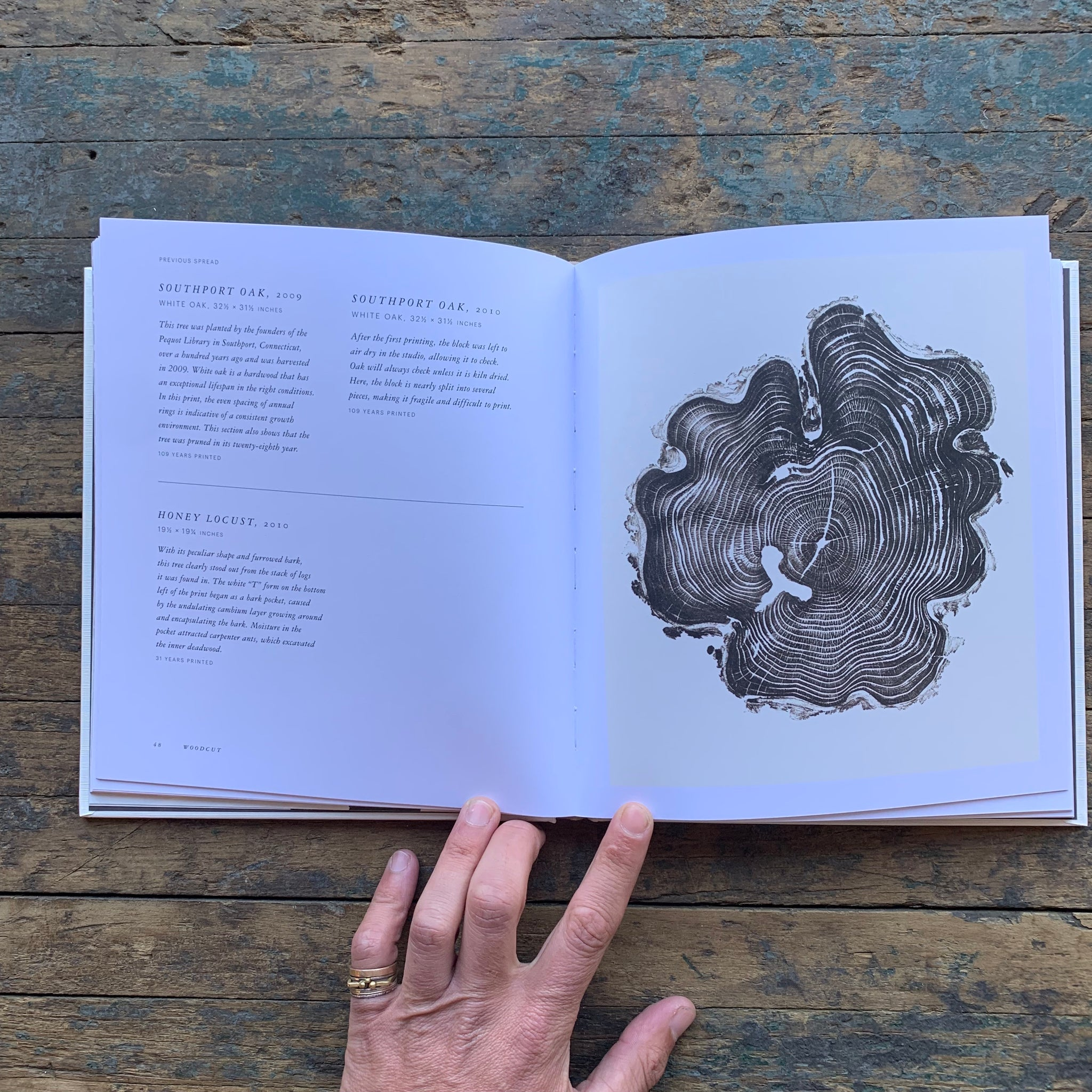 The Woodcut Book