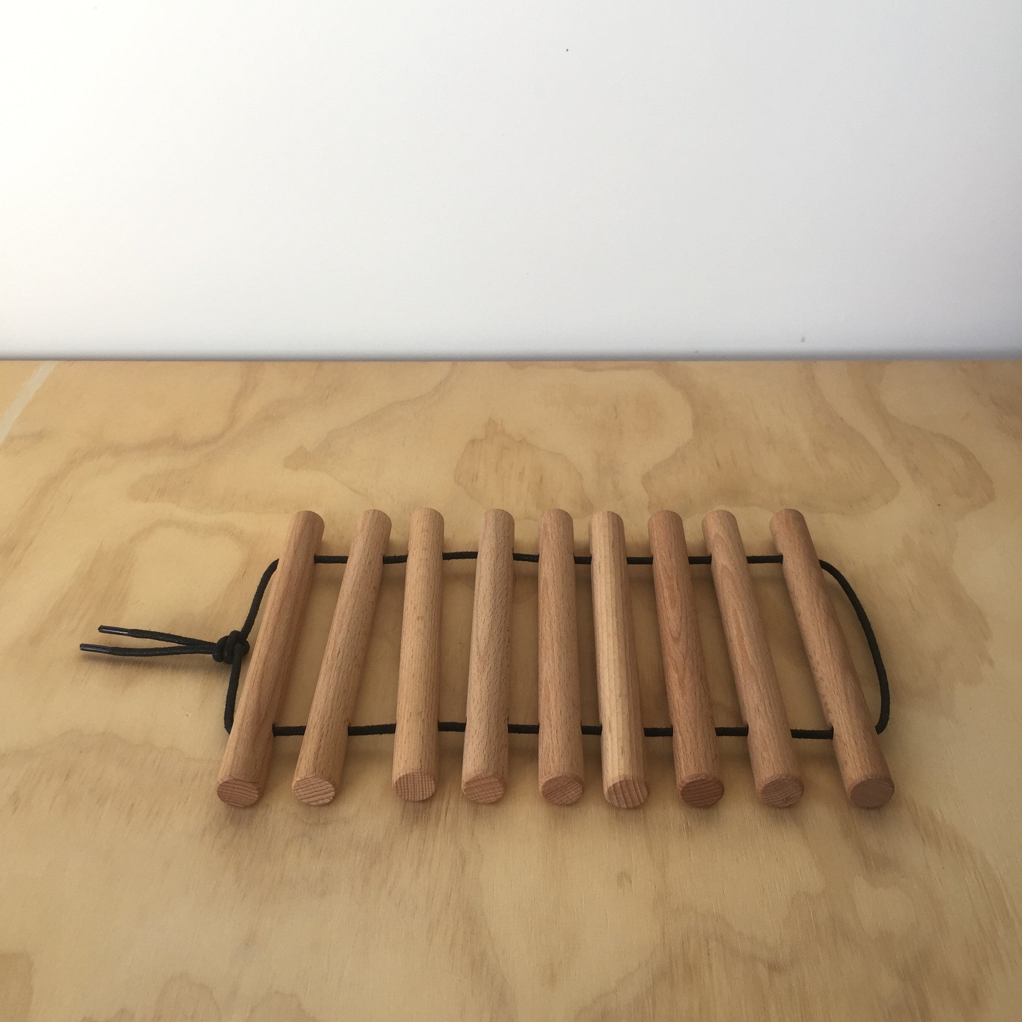 Natural Little Big Trivet by Alissia Melka-Teichroew for Areaware