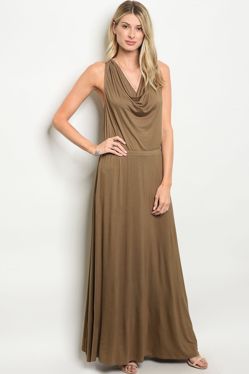 """Olive Branch"" dress - What's Your Chic"
