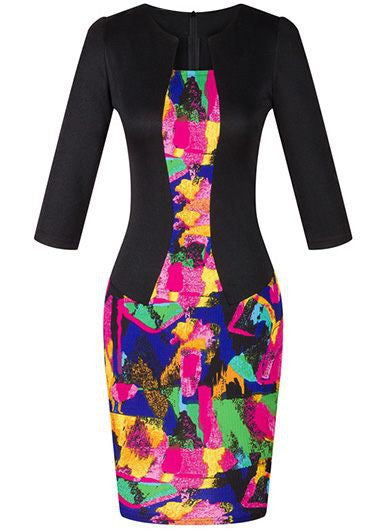'Verified Gorgeous' conversion dress - What's Your Chic