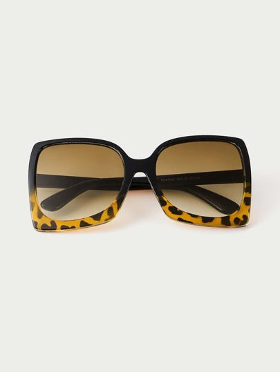 Tortoise shell Frame Sunglasses - What's Your Chic