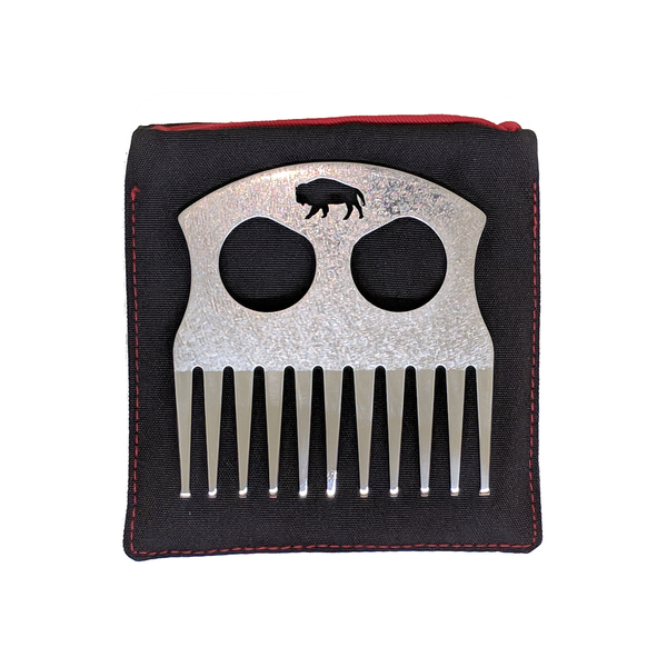 H&R Bisson Afro Pick No. 1 - What's Your Chic