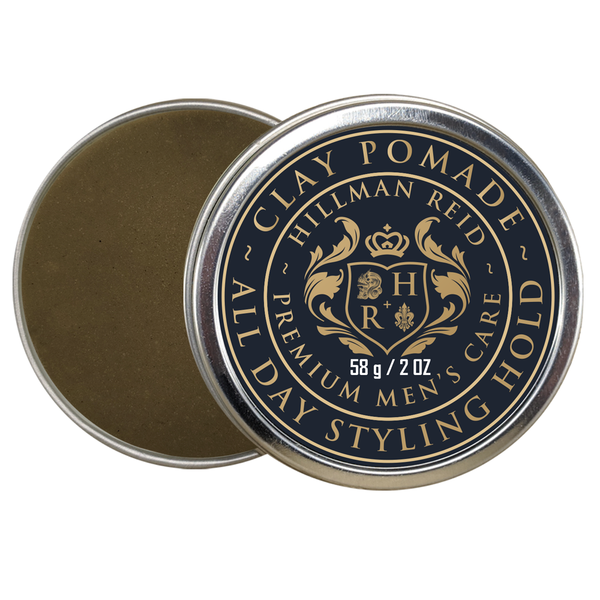 H&R Clay Pomade - What's Your Chic