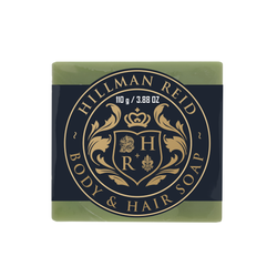 H&R Hair and Body Soap - What's Your Chic