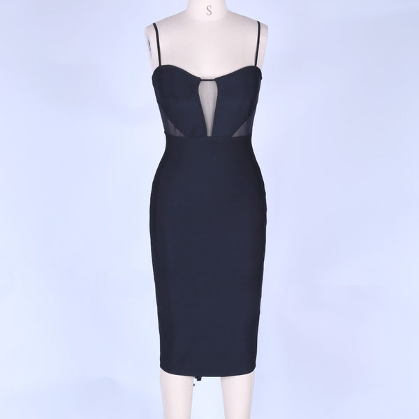 'Something Greater' bodycon - What's Your Chic
