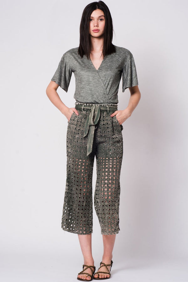 Woodland pant by Wanderlux - What's Your Chic