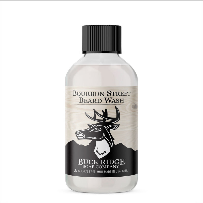 Bourbon Street beard wash - What's Your Chic