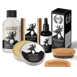 Beard and Body Care Gift Set - What's Your Chic