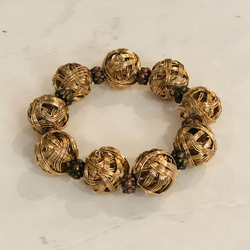 Knotted Bracelet - What's Your Chic