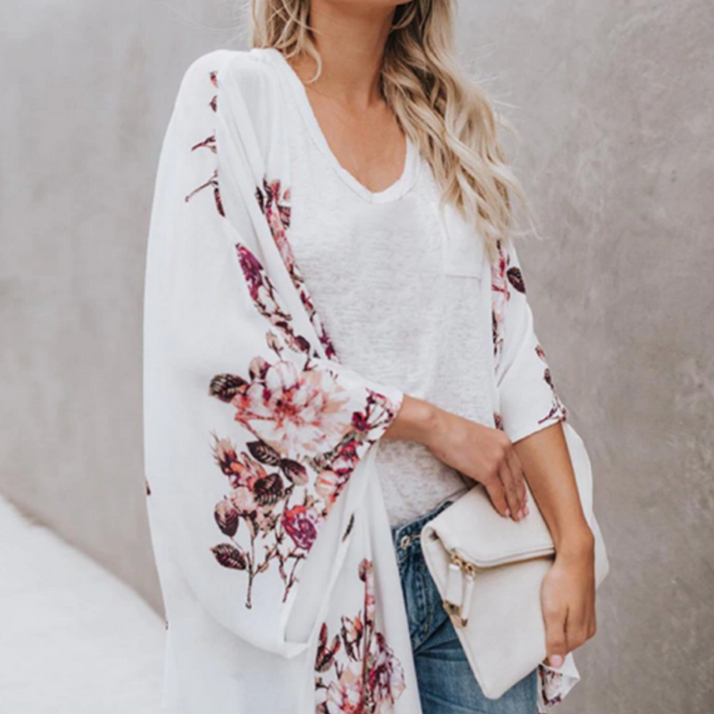 Berries Kimono - What's Your Chic