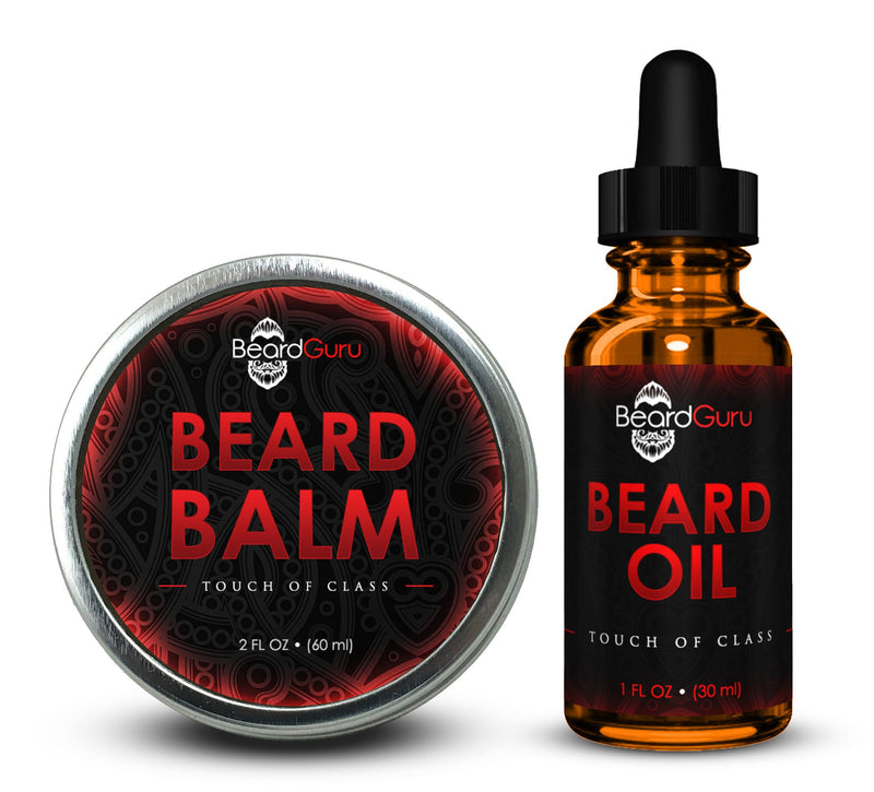 BeardGuru Premium Beard Oil: Touch of Class - What's Your Chic