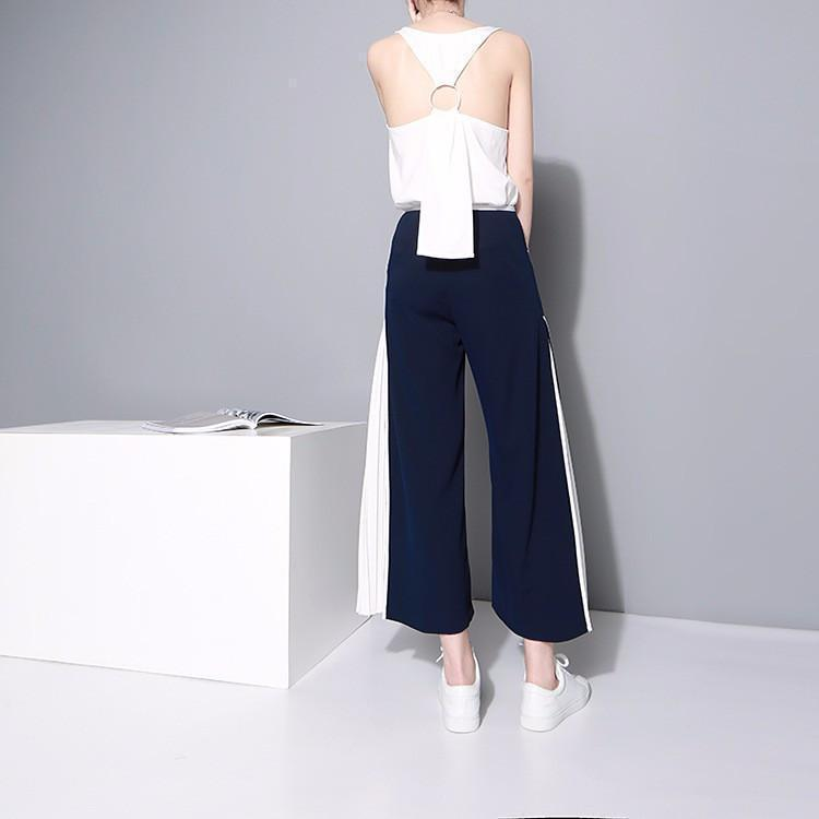 Augustini Flare Pants - What's Your Chic