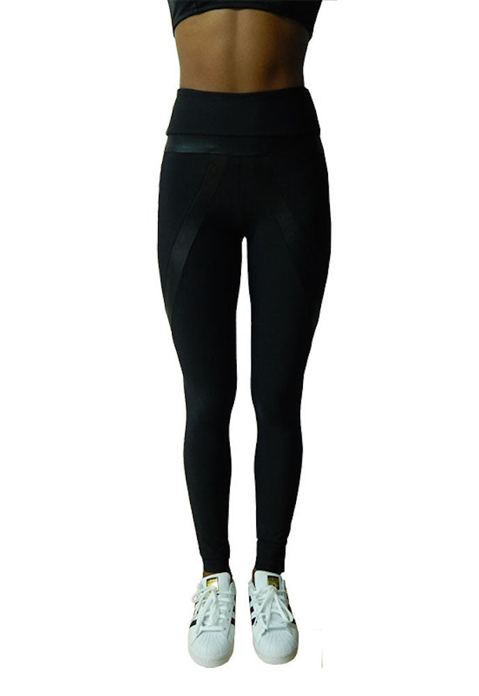 Splice Leggings - What's Your Chic