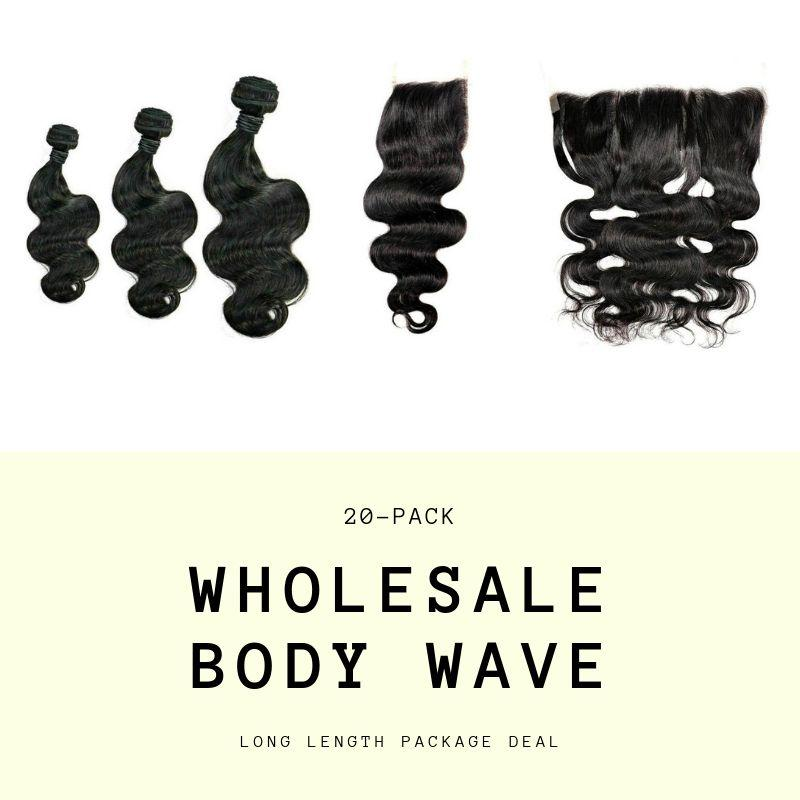Brazilian Body Wave Long Length Package Deal - What's Your Chic