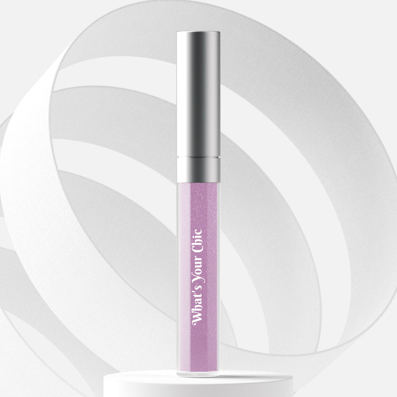 Color-shift lip gloss in Zodiac - What's Your Chic