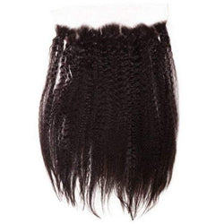 Brazilian Kinky Straight Lace Frontal - What's Your Chic