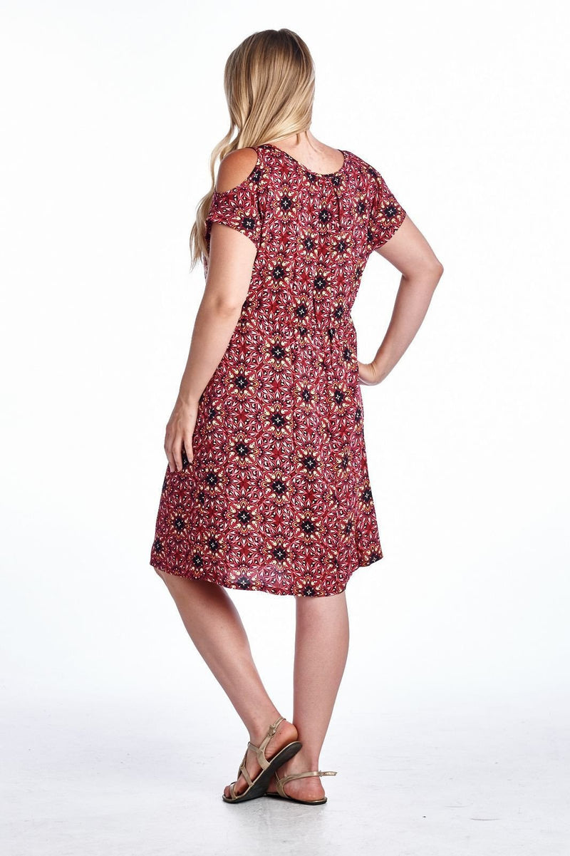 Women's Plus Size Dress - What's Your Chic