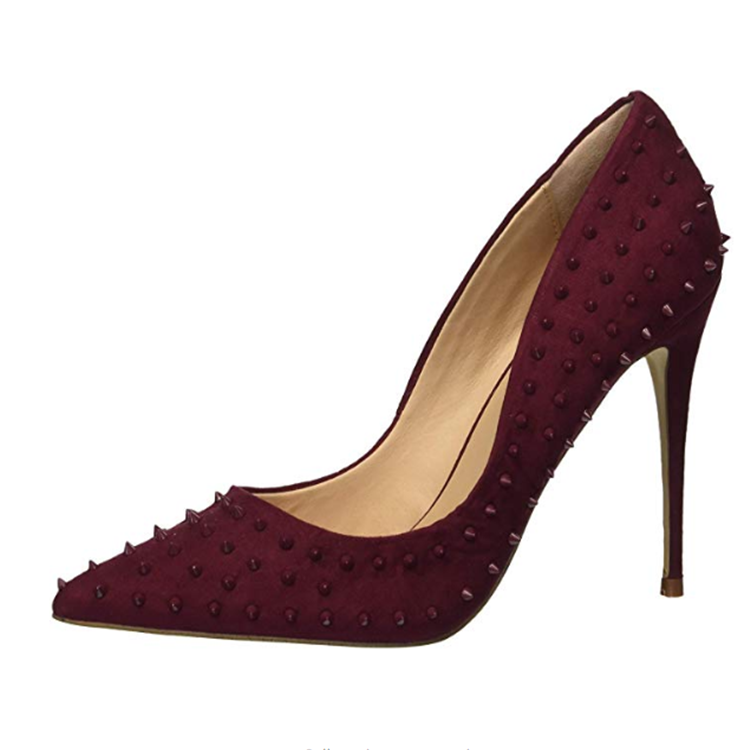 'Let Go' spiked stiletto - What's Your Chic