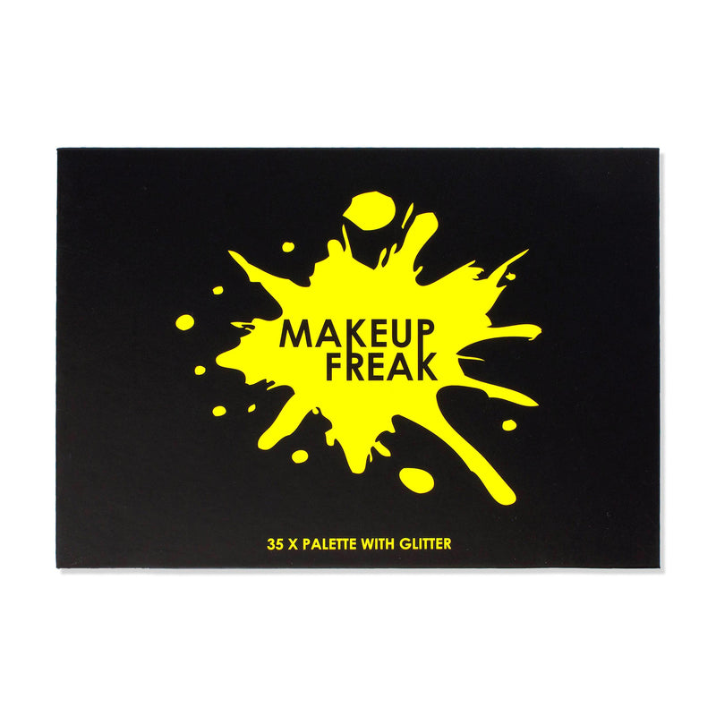 Makeup Freak X 35 Eyeshadow Palette - What's Your Chic