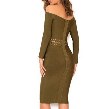 'So Over You' bandage dress - What's Your Chic