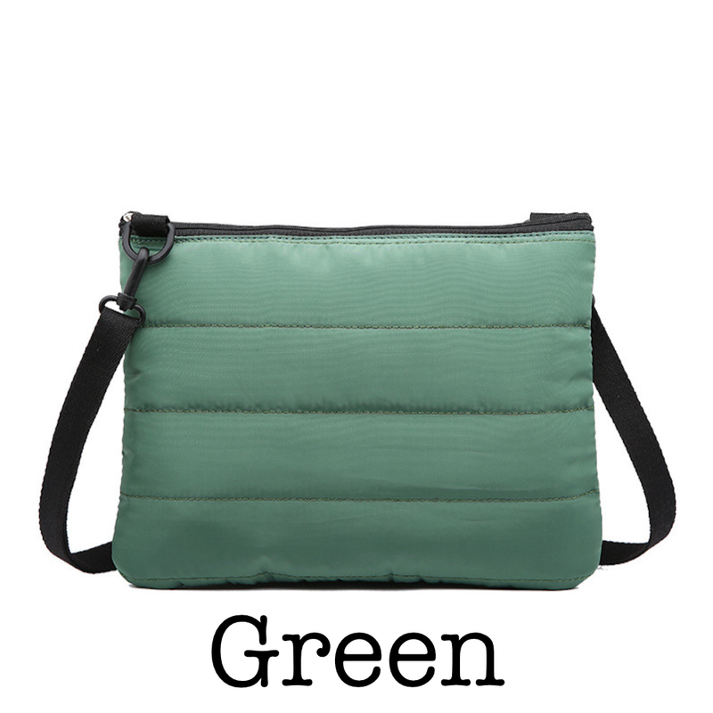 Puffy Shoulder Bag - What's Your Chic