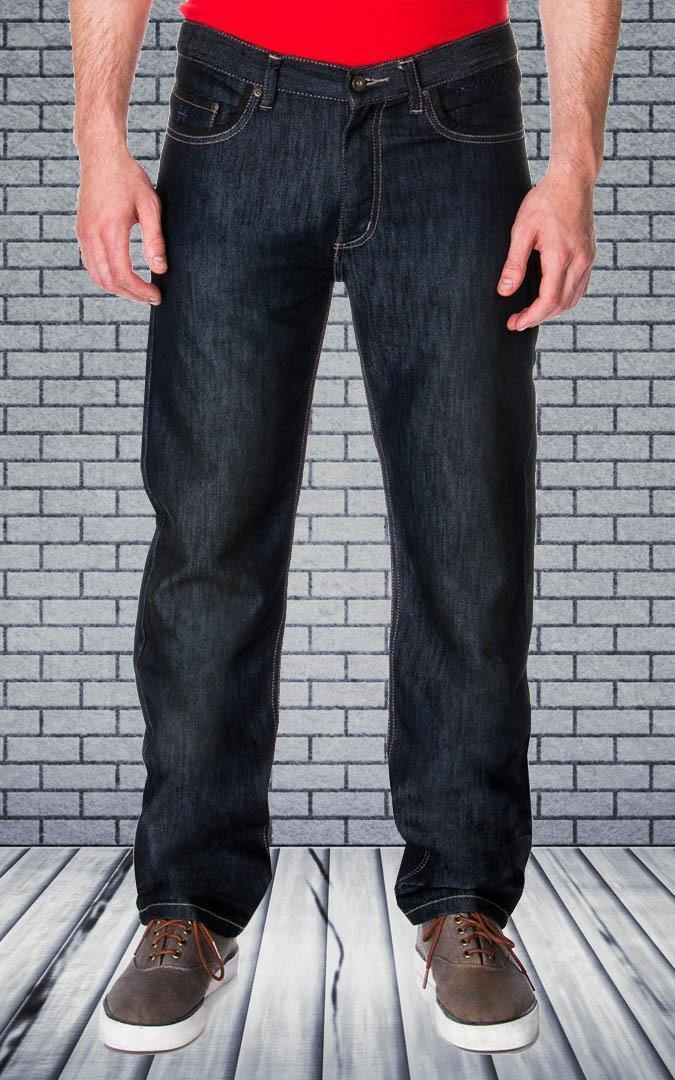 Men's Premium Denim Dark Wash Jeans - What's Your Chic