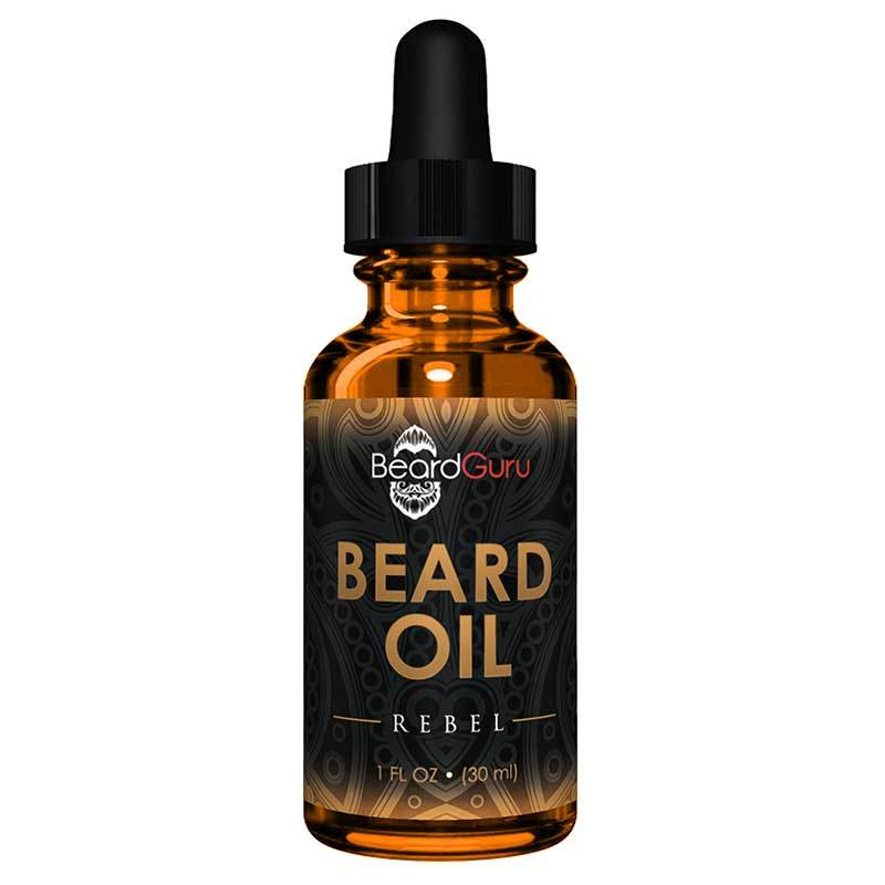 Rebel Beard Oil by BeardGuru - What's Your Chic
