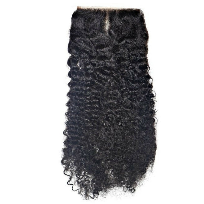 Afro Kinky Curly Closure - What's Your Chic
