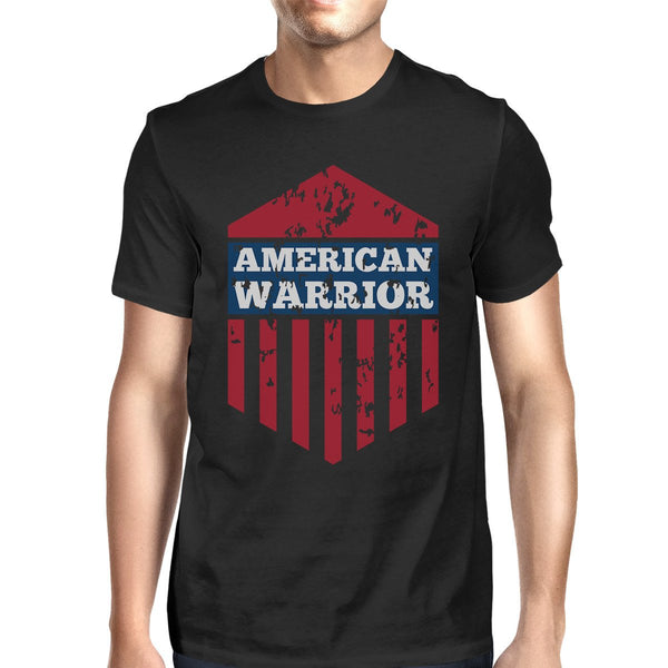 """American Warrior"" tee for men - What's Your Chic"