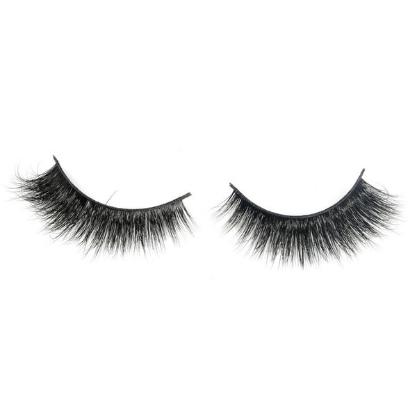 Violet 3D Mink Lashes - What's Your Chic