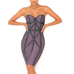 Just Friends bandage dress - What's Your Chic