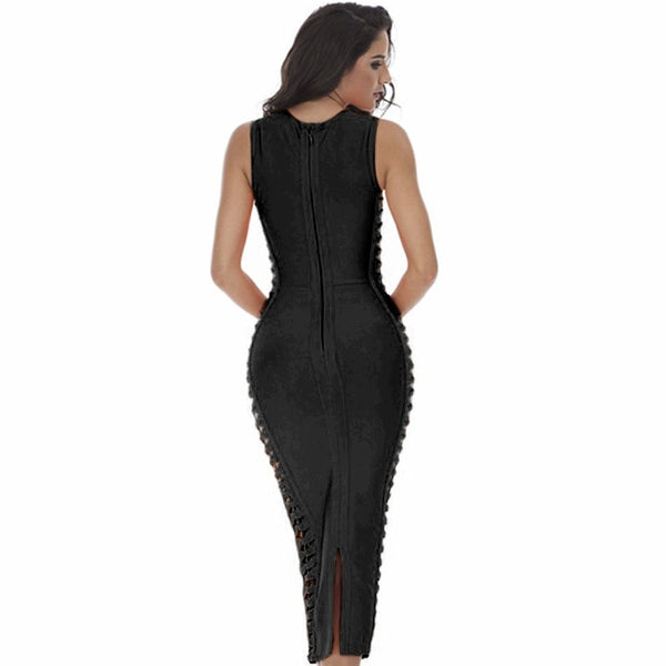 'Lagatha's Revenge' bandage dress - What's Your Chic