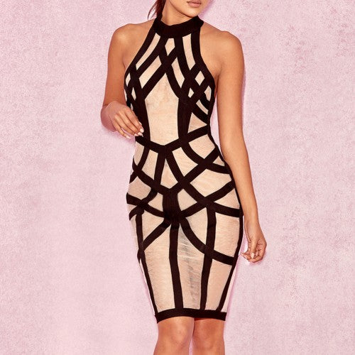 'Transformation' bandage dress - What's Your Chic