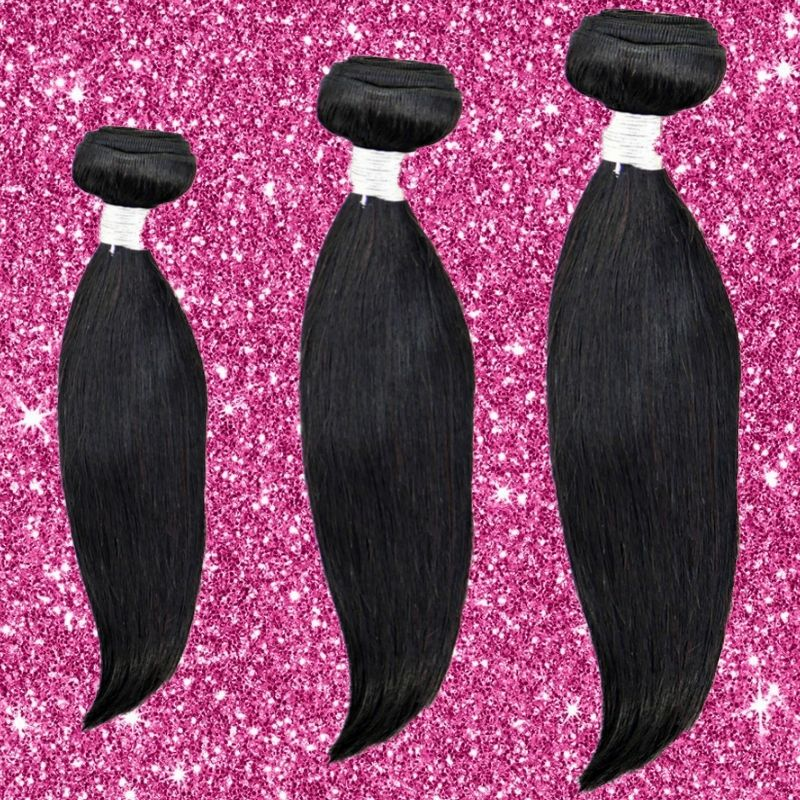 Malaysian Silky Straight Bundle Deals - What's Your Chic