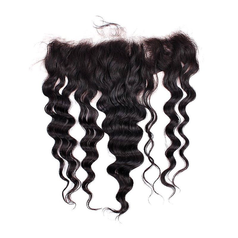 Brazilian Loose Wave Frontal - What's Your Chic