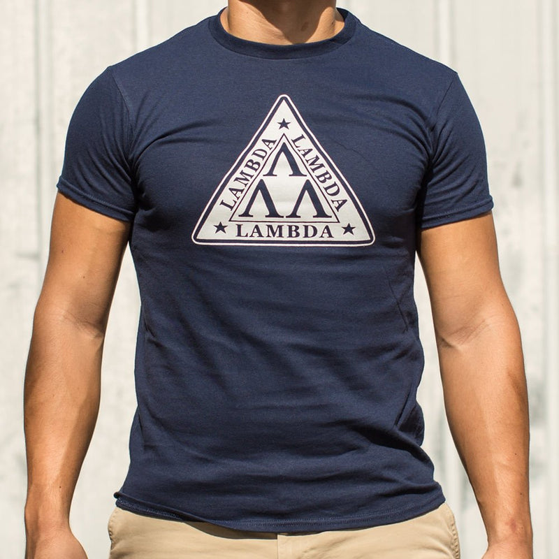 Lambda Lambda Lambda T-Shirt (Mens) - What's Your Chic