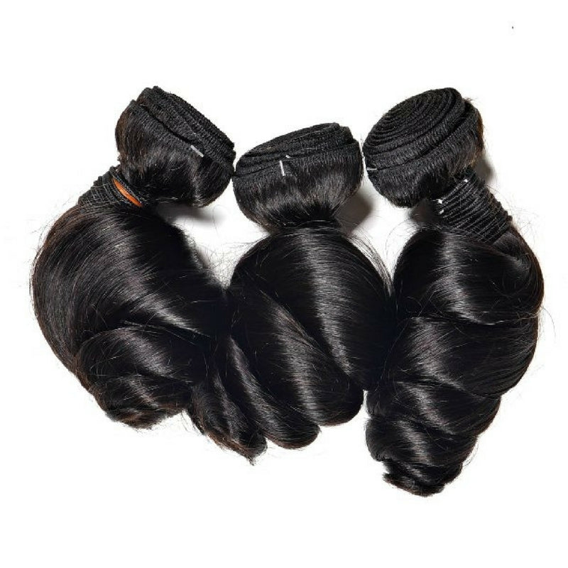 Brazilian Loose Wave Bundle Deals - What's Your Chic